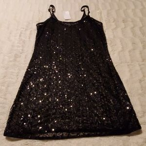 NWT Charlotte Russe sequin dress